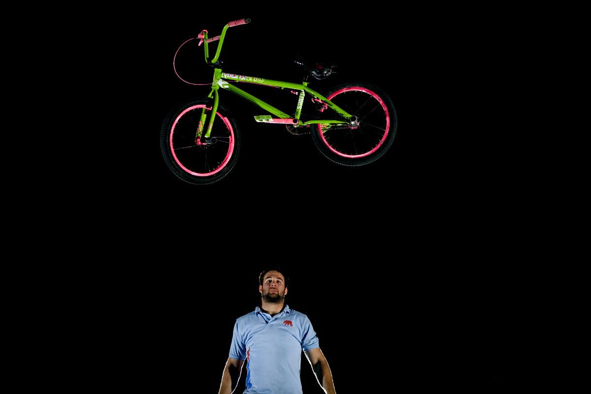 Aaron Ross Watermelon Bike Check Sunday Bikes