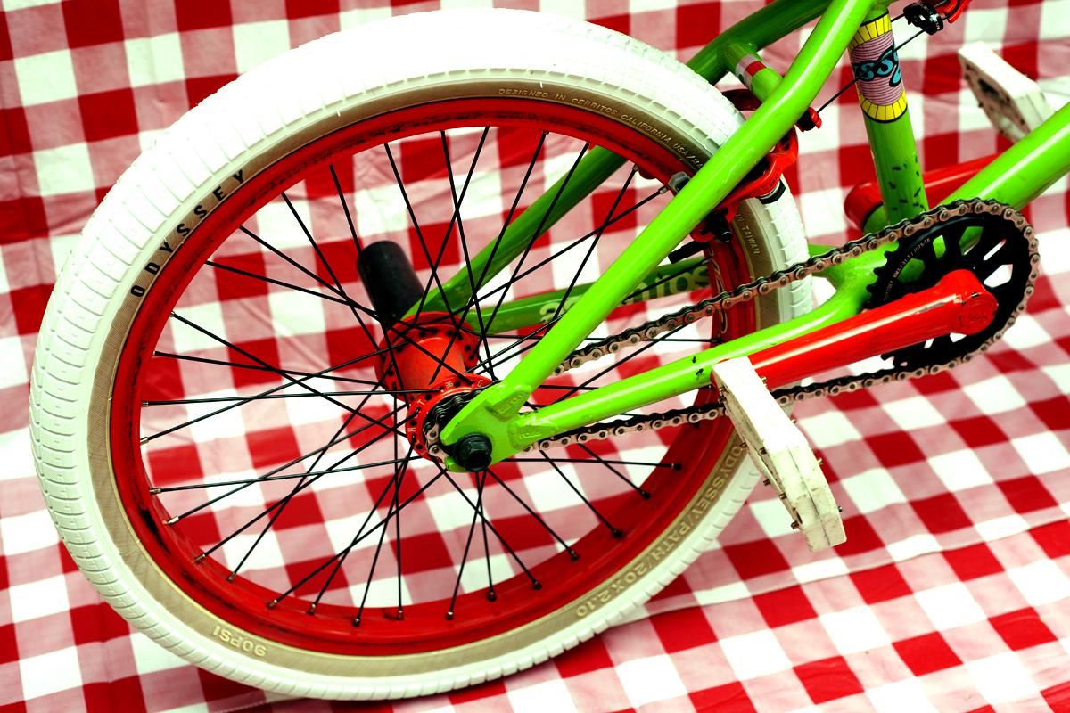 Aaron Ross Picnic Bike Sunday Bikes
