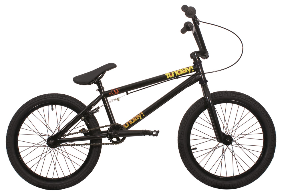 BMX Sunday Bikes Funda...