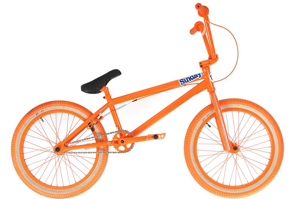 Aaron Pro Sunday Bikes