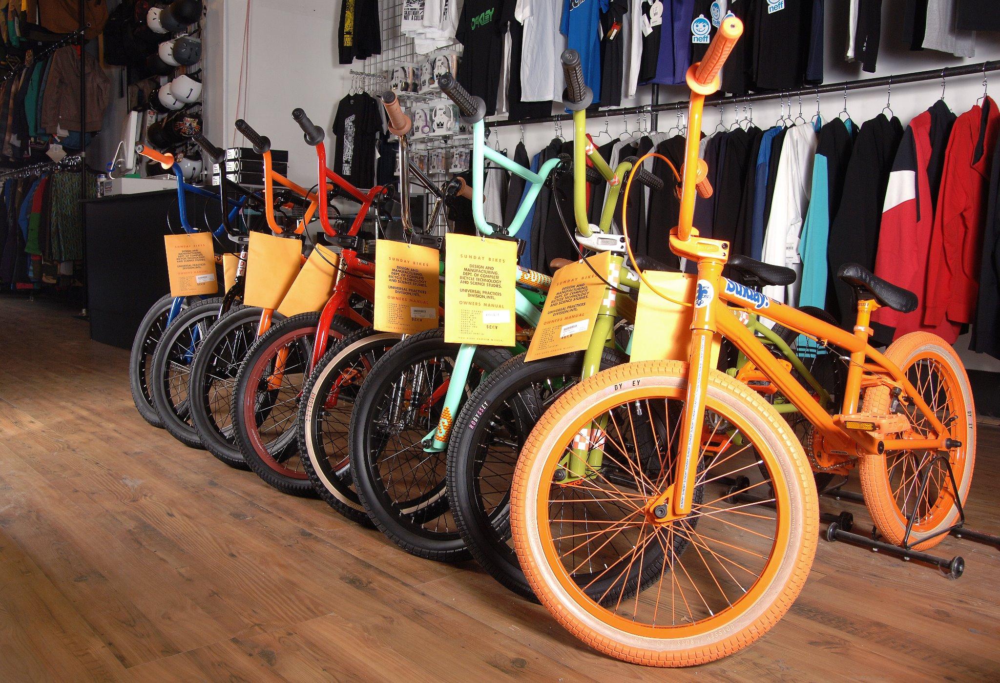 Brakes Plus Near Me >> The Garden has 'em!   Sunday Bikes