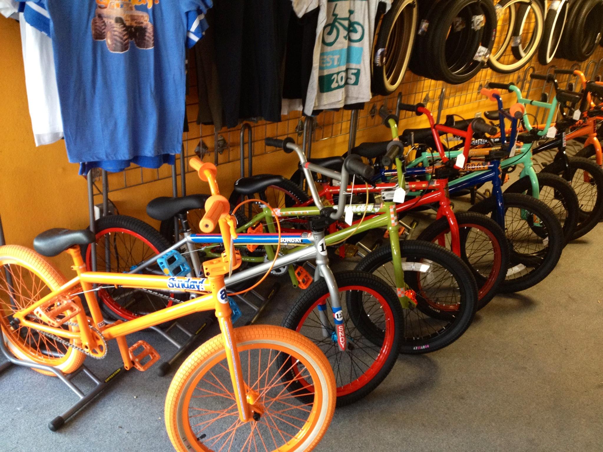 Gary AM &171 Sunday Bikes BMX And Parts