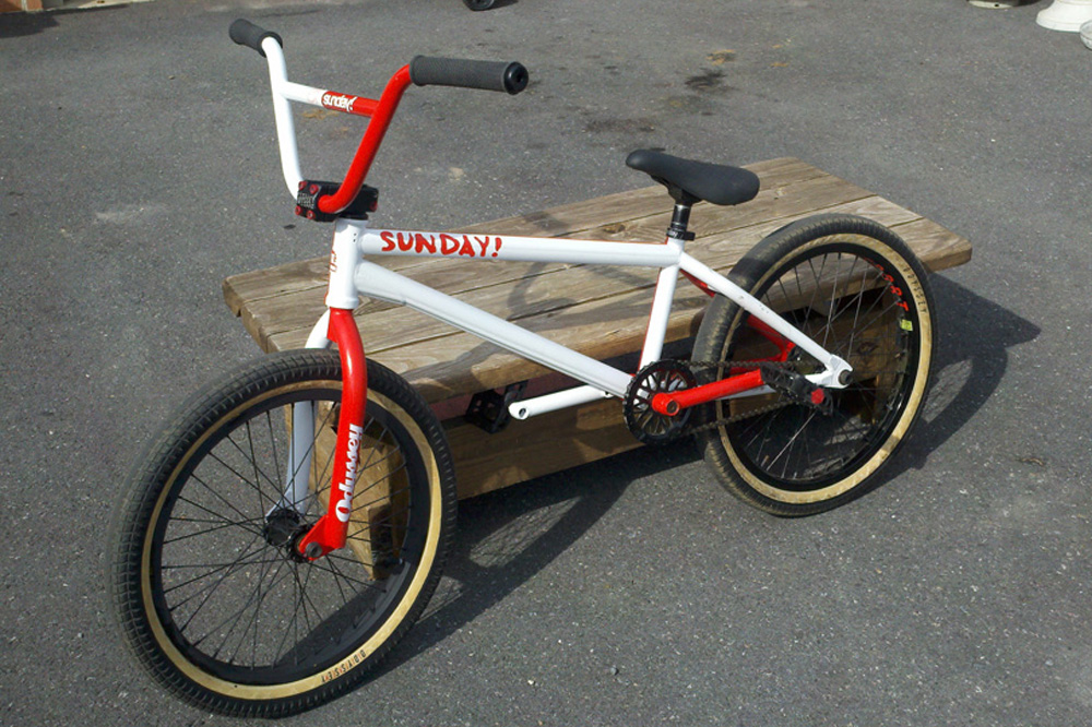 Cool Bmx Bikes For Sale Right side
