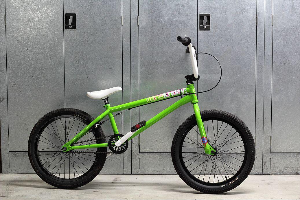 2018 SE Racing SoCal Flyer bike SPRING GREEN Limited