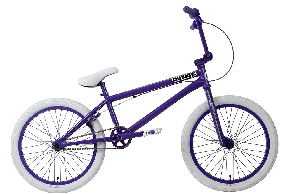 Grape Soda, 04 2012 | Sunday Bikes
