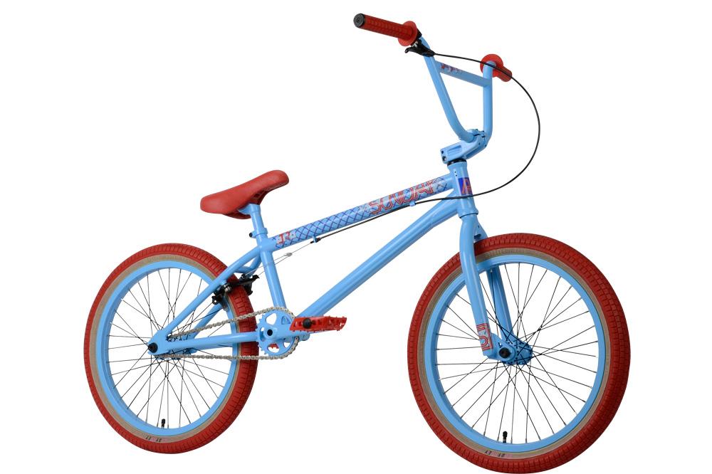 Aaron Ross Pro Sunday Bikes