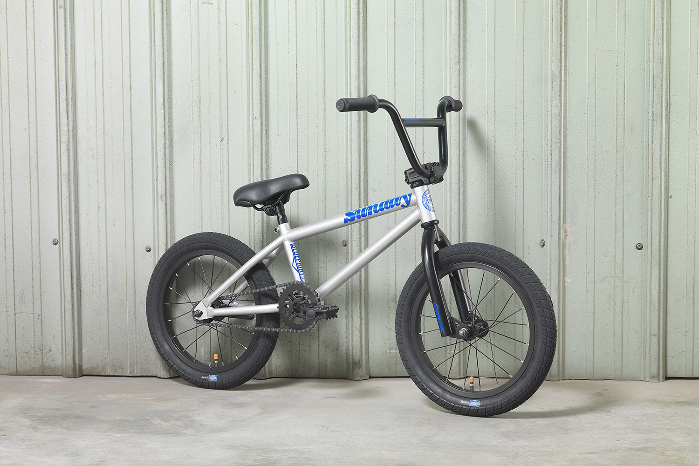 2016 blueprint 16 silver with blue sunday bikes x malvernweather Images