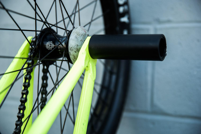 Sunday Aaron Ross Bike Check Ride Bmx