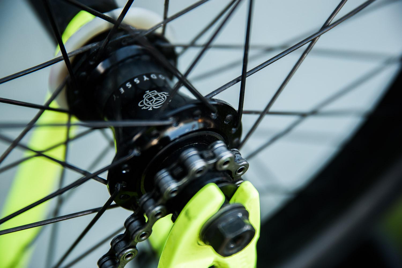 Aaron Ross Bike Check Sunday Bikes
