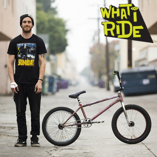 What I Ride - Chris Childs