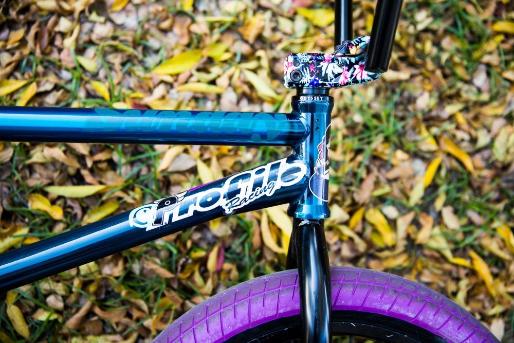 Jake Seeley Bike Check Sunday Bikes
