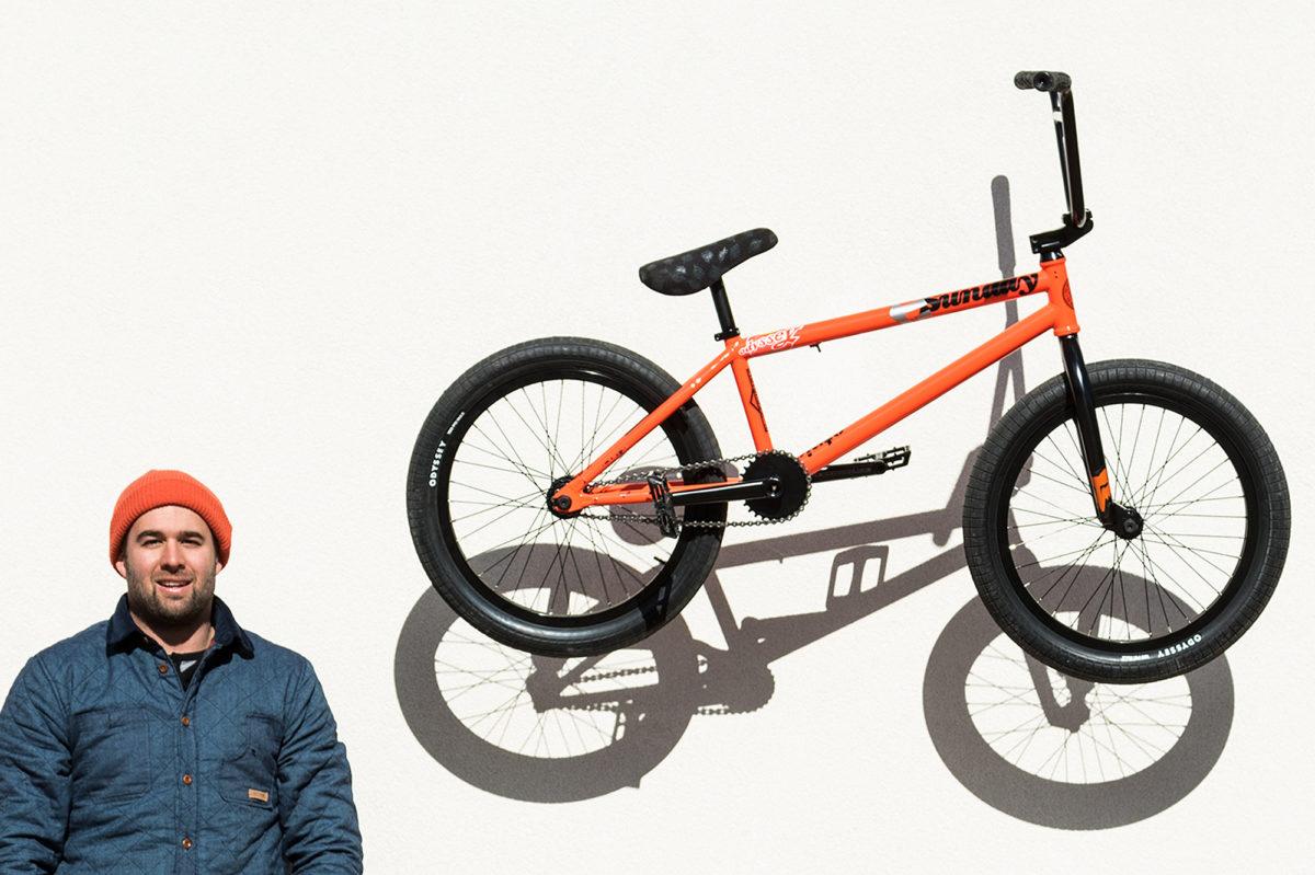Aaron Ross X Dig Bike Check Sunday Bikes