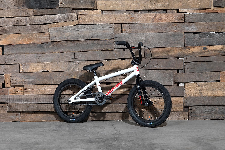 2017 Blueprint 16 White Sunday Bikes
