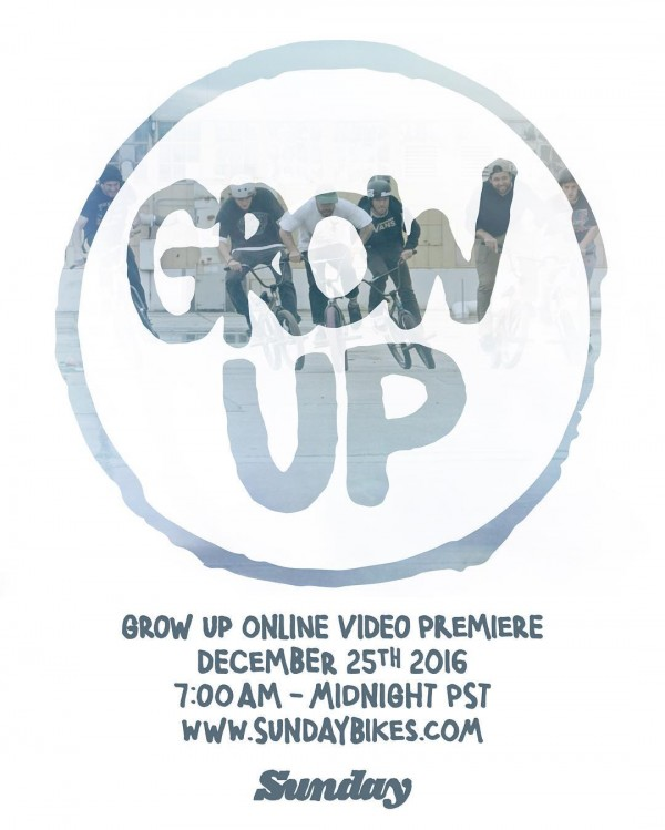 Grow Up / Online Premiere