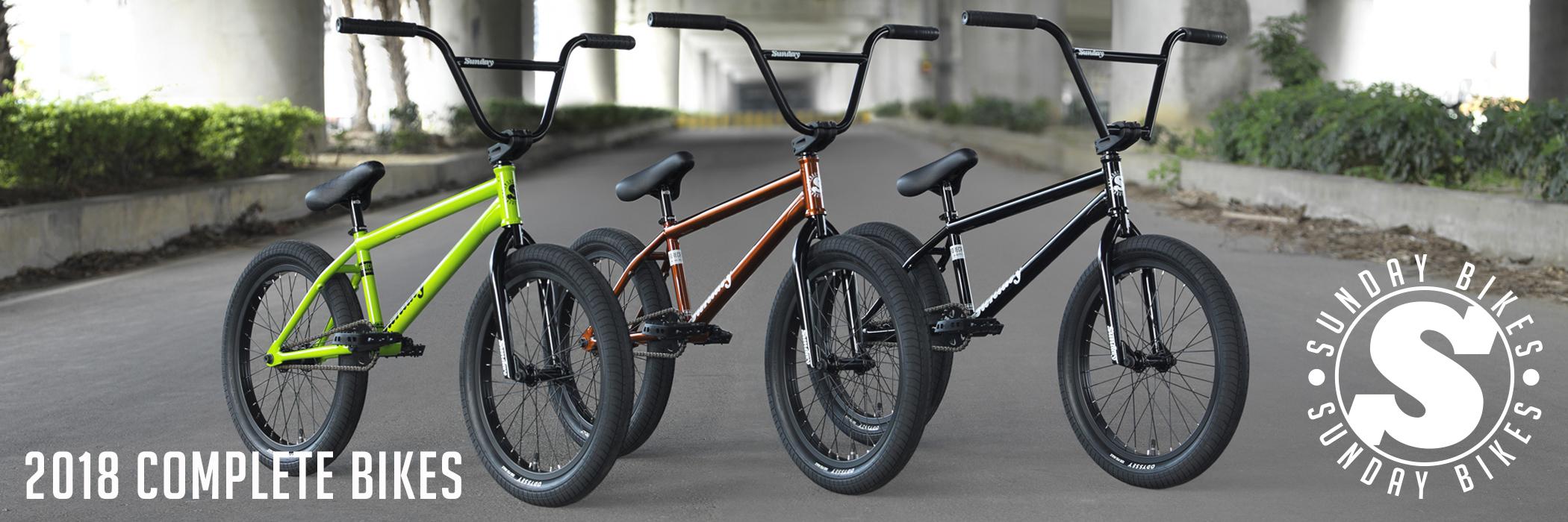 Bikes Sunday Bikes