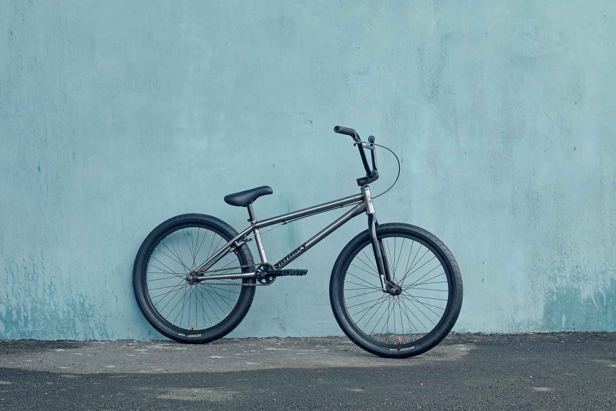 2019 Model C 24 Gloss Raw Sunday Bikes