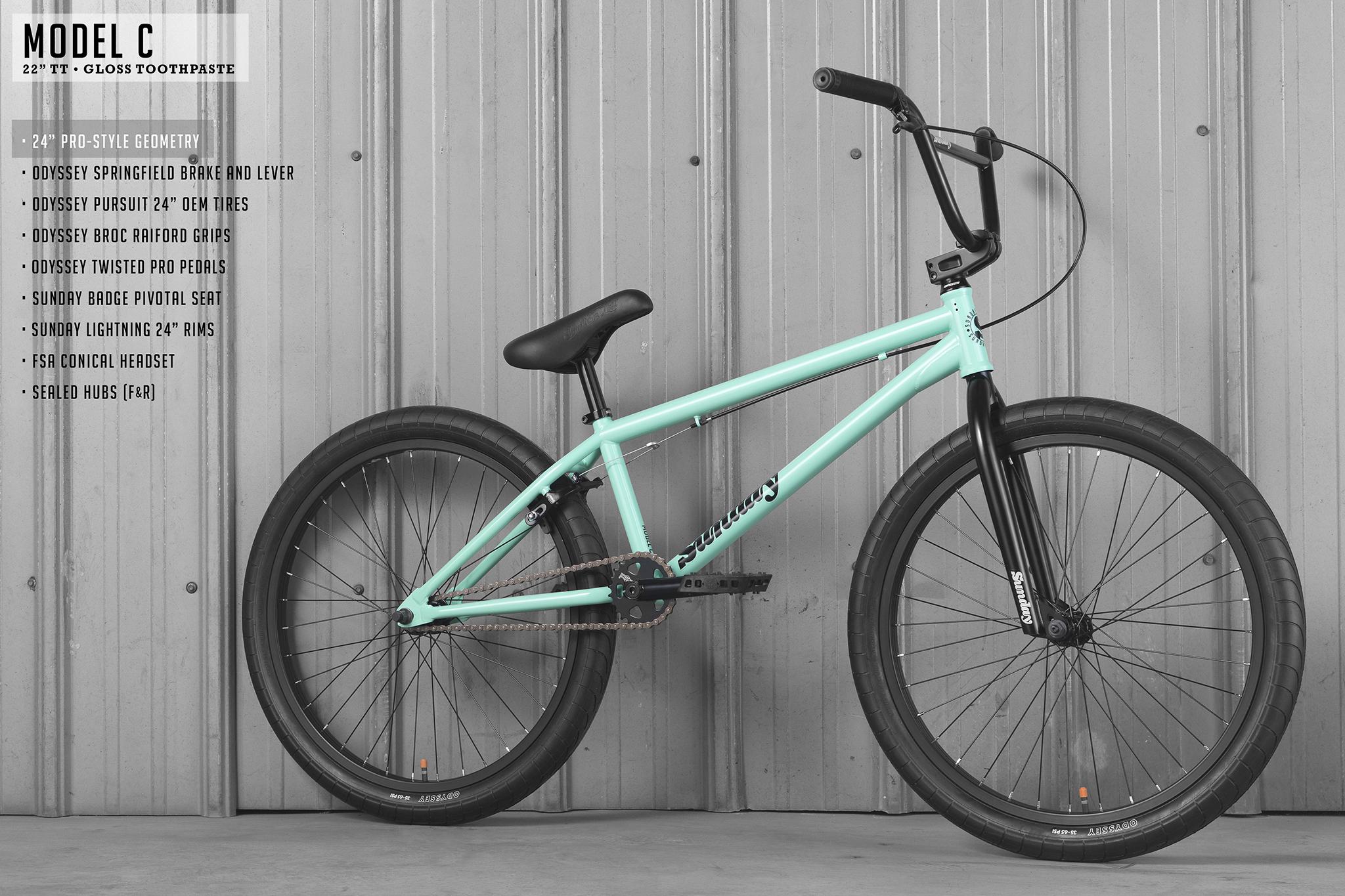 2020 Sunday Bikes Preview Sunday Bikes